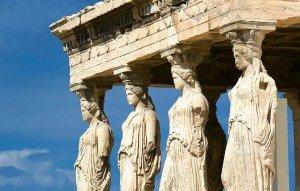 The Acropolis Karyatids