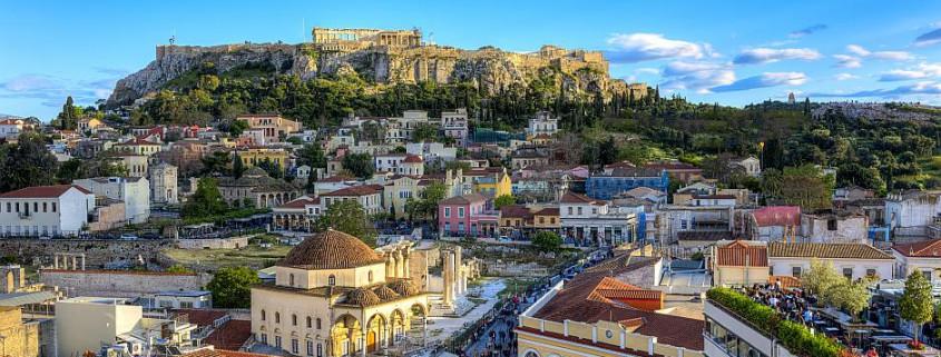 Monastiraki, Plaka