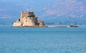 Castle of Bourtzi, Nafplion