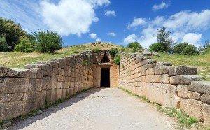 Lions Gate, Mycenae