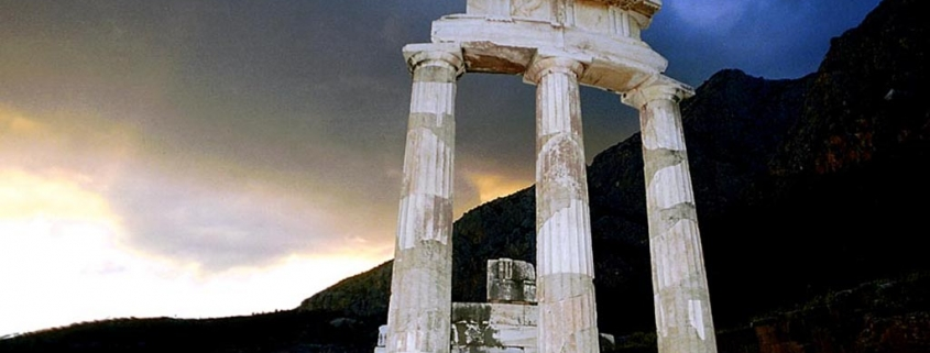 Greece Delphi Tours